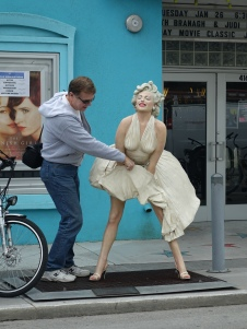 mike and marilyn