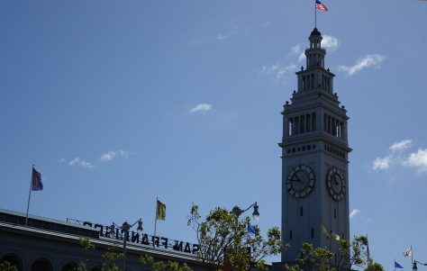 Ferry Building Tower