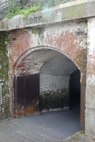 Tunnel with history