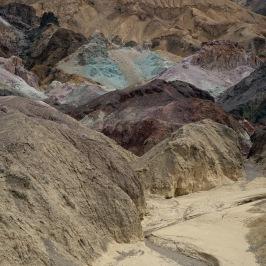 Artists Palette, Death Valley